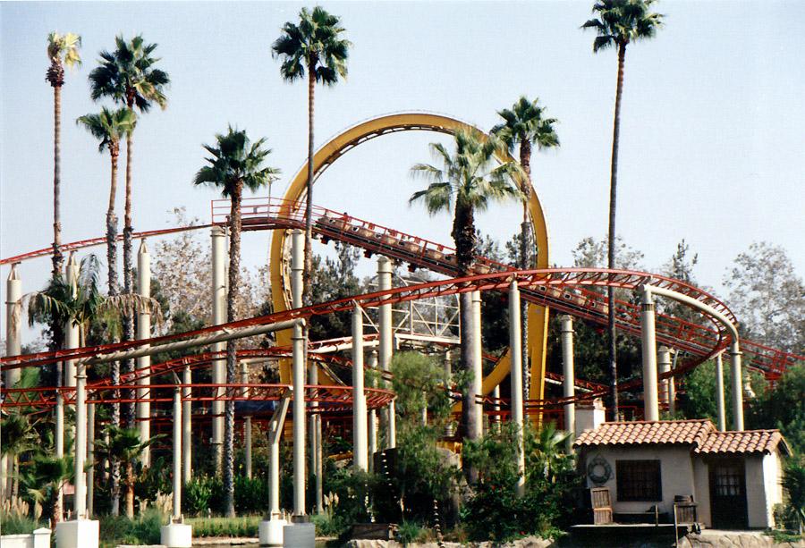 jaguar roller coaster - photo #16